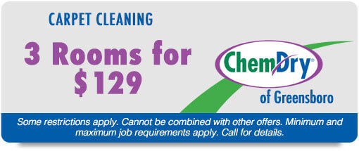 Greensboro Carpet Cleaning Coupon