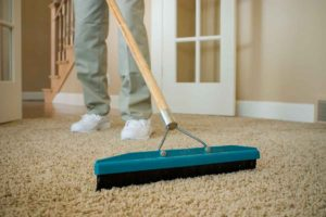carpet cleaning protection