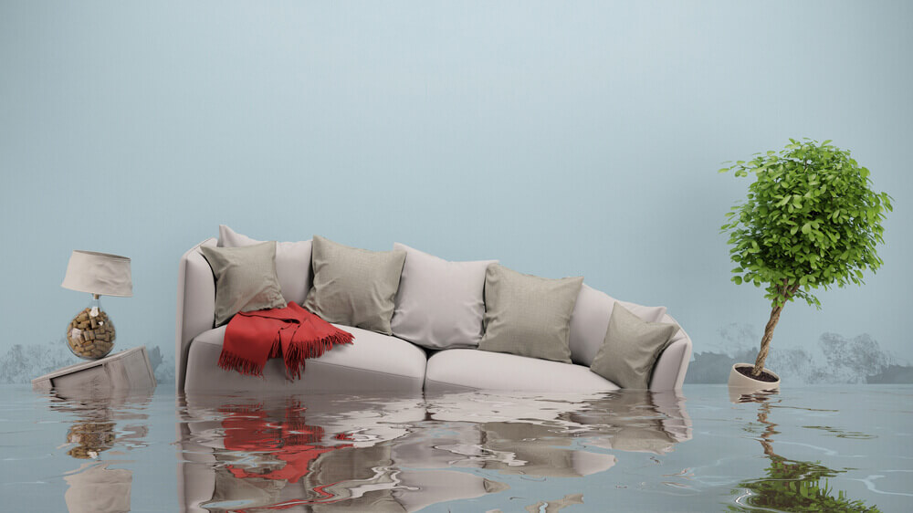 water damage restoration in Greensboro NC